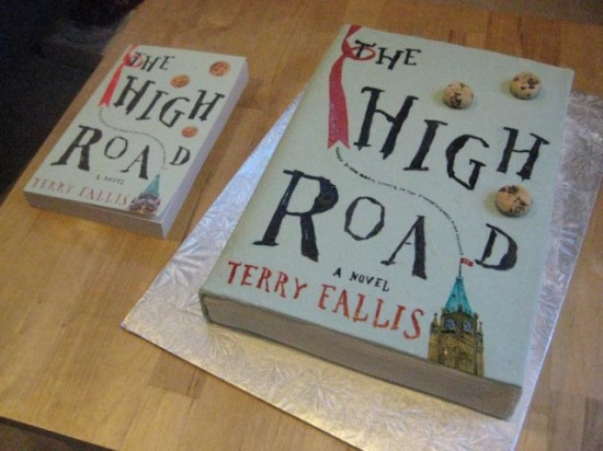 Cake version of a novel