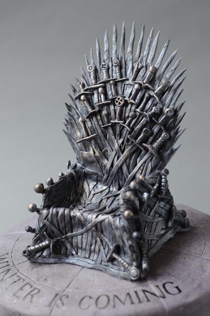 game of thrones cake is coming cakes by caralin. Black Bedroom Furniture Sets. Home Design Ideas